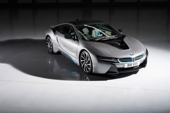 BMW Individual i8 Exterior Paint Programme