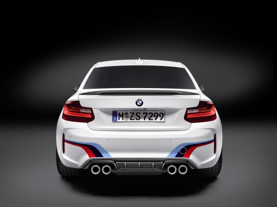 BMW M2 Coupe M Performance Parts