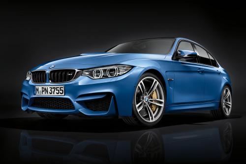 Дебют BMW 3