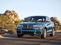 2016 BMW X4 M40i, 3 of 17