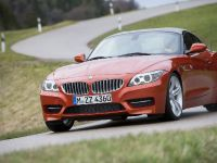 2016 BMW Z4 E89 sDrive35 in Valencia Orange Metallic, 3 of 18