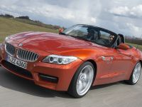 2016 BMW Z4 E89 sDrive35 in Valencia Orange Metallic, 4 of 18