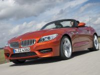 2016 BMW Z4 E89 sDrive35 in Valencia Orange Metallic, 5 of 18