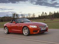2016 BMW Z4 E89 sDrive35 in Valencia Orange Metallic, 6 of 18
