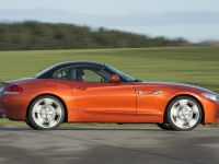 2016 BMW Z4 E89 sDrive35 in Valencia Orange Metallic, 7 of 18