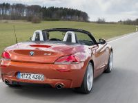 2016 BMW Z4 E89 sDrive35 in Valencia Orange Metallic, 10 of 18