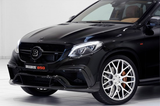 BRABUS Mercedes-Benz GLE 63 Coupe