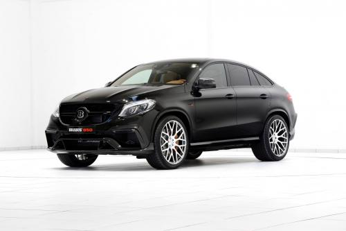Brabus Mercedes-Benz GLE-63 coupe