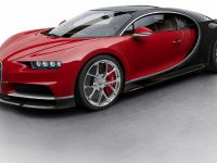 2016 Bugatti Chiron Colorized , 3 of 16