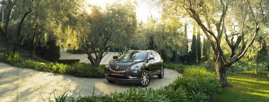 Buick Enclave Tuscan Edition
