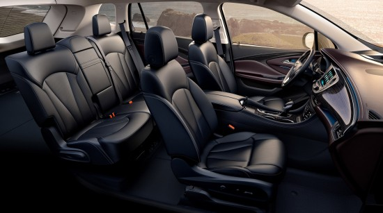 Buick Envision CUV