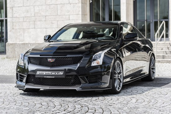 Cadillac ATS-V Coupe Twin Turbo Black Line