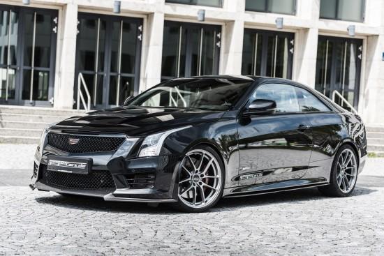 Cadillac ATS-V Coupe Twin Turbo Black Line