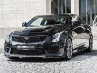 2016 Cadillac ATS-V Coupe Twin Turbo Black Line, 2 of 16