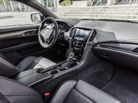 2016 Cadillac ATS-V Coupe Twin Turbo Black Line, 8 of 16