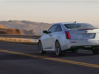 2016 Cadillac ATS-V Coupe, 9 of 14