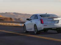 2016 Cadillac ATS-V Coupe, 9 of 14