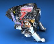 2016 Cadillac CT6 3.0L Twin Turbo Engine , 3 of 3