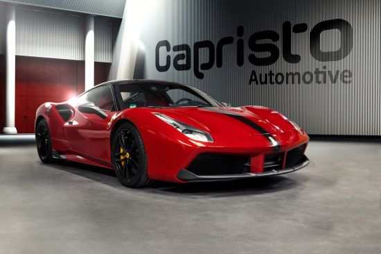 Capristo Automotive Ferrari 488 GTB
