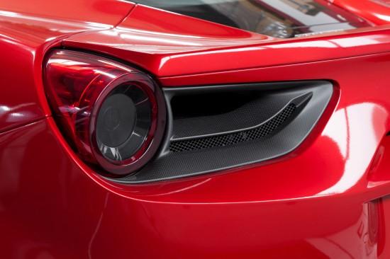 Capristo Automotive Ferrari 488 GTB