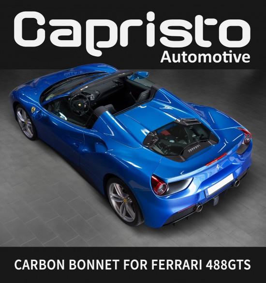Capristo Automotive Ferrari 488 GTS