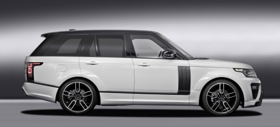 Caractere Range Rover