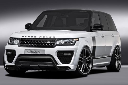 Caractere Range-Rover