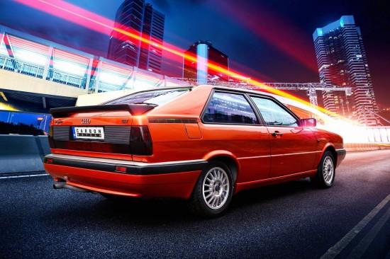 Carbon Motors Audi B2 Coupe