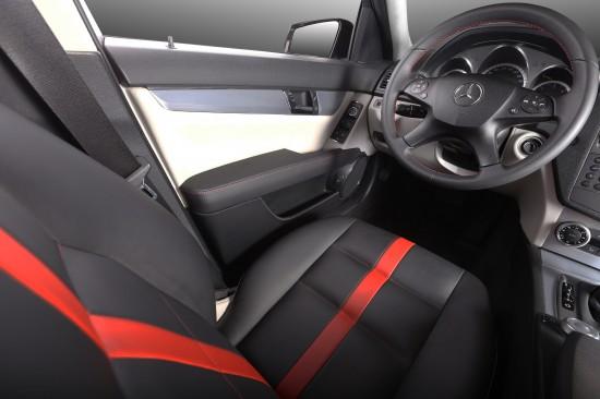 Carbon Motors Mercedes-Benz C-Class