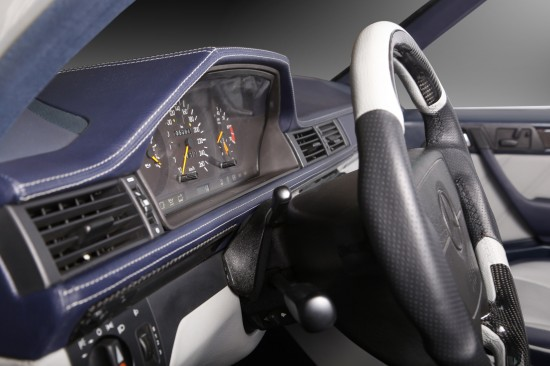 Carbon Motors Mercedes-Benz E500 W124
