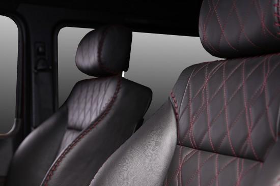 Carbon Motors Mercedes-Benz G500 W463