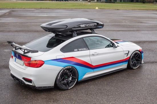 CarbonFiber Dynamics BMW F82 M4