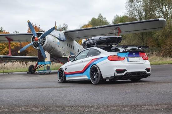 CarbonFiber Dynamics BMW F82 M4