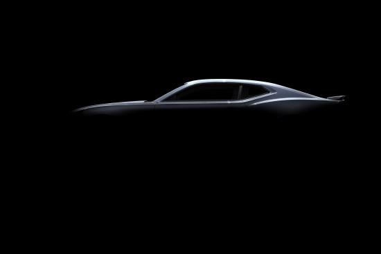 Chevrolet Camaro Teasers