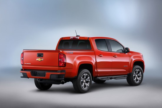 Chevrolet Colorado Duramax