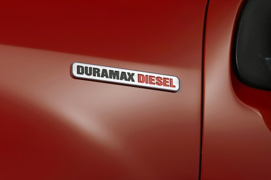 Chevrolet Colorado Duramax