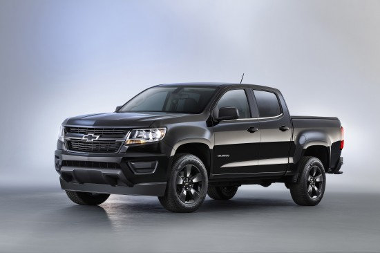 Chevrolet Colorado Midnight