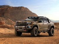 2016 Chevrolet Colorado ZH2 Fuel Cell , 1 of 8