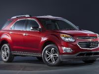 2016 Chevrolet Equinox LTZ, 2 of 9