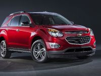 2016 Chevrolet Equinox LTZ, 3 of 9