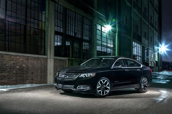 Chevrolet Impala Midnight Edition