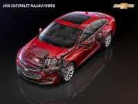 2016 Chevrolet Malibu Hybrida, 1 of 5