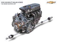 2016 Chevrolet Malibu Hybrida, 4 of 5
