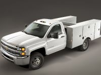 2016 Chevrolet Silverado 3500HD Chassis Cab, 1 of 5