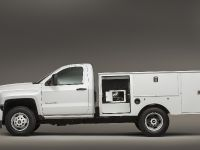 2016 Chevrolet Silverado 3500HD Chassis Cab, 3 of 5