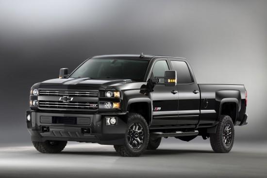 Chevrolet Silverado and Colorado Midnight Special Editions