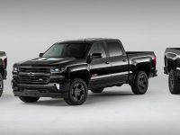 2016 Chevrolet Silverado and Colorado Midnight Special Editions , 1 of 4