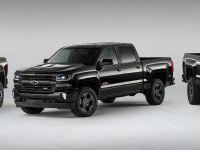 2016 Chevrolet Silverado and Colorado Midnight Special Editions , 1 of 4