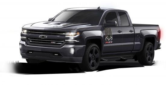 Chevrolet Silverado Realtree Edition