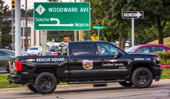 Chevrolet Silverado Resque Squad